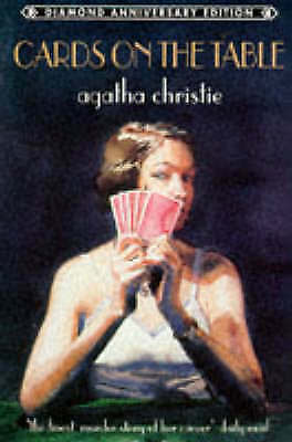 """""""AS NEW"""" Christie, Agatha, Cards on the Table: 60th Anniv Edn Book"""