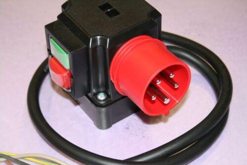 Motorstarter SSK 9014 Elektromotor Thermokontakt Uc 400V Phasenwender 4KW