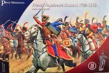 FRENCH NAPOLEONIC HUSSARS - 28MM - NAPOLEONICS -  NEW WITH TATTY BOX