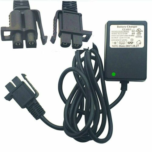 Battery CHARGER 12 Volt For Motion Trendz 12V Kids Electric Ride On Cars B Type