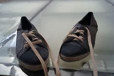 sportliche ESPRIT Damen Schuhe Sneaker Schnürschuhe Gr.39 marine TOP #48
