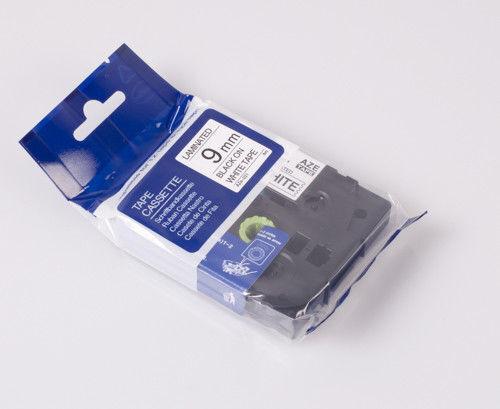 Schriftband Kassette für Brother P-Touch 480 300 310 340 350 3600