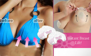 e068d703bb 20 x Bare Lifts Instant Breast Boob Push Up Support Invisible Bra ...
