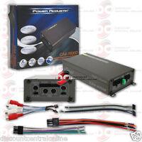 Brand Power Acoustik Car Mini 4-channel Class D Amp Amplifier 1600w Max