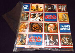 Set of 16 Diff Star Wars Movie Greeting Cards 1977 MINT UNUSED