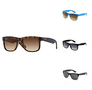 Brand-New-Ray-Ban-Justin-Sunglasses-RB4165