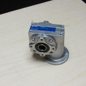Bosch Rexroth 3842503062, Slip-On Gear Unit Gs 13-1 I=30:1