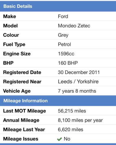 2011 FORD MONDEO 1.6 PETROL ECOBOOST A//C AIR COM COMPRESSOR PUMP AV6N-19D629-AB