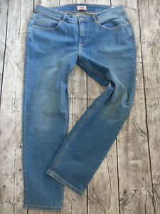 Sheego-Jeans-Pants-Women-039-s-Blue-Size-48-133-Oversize-New