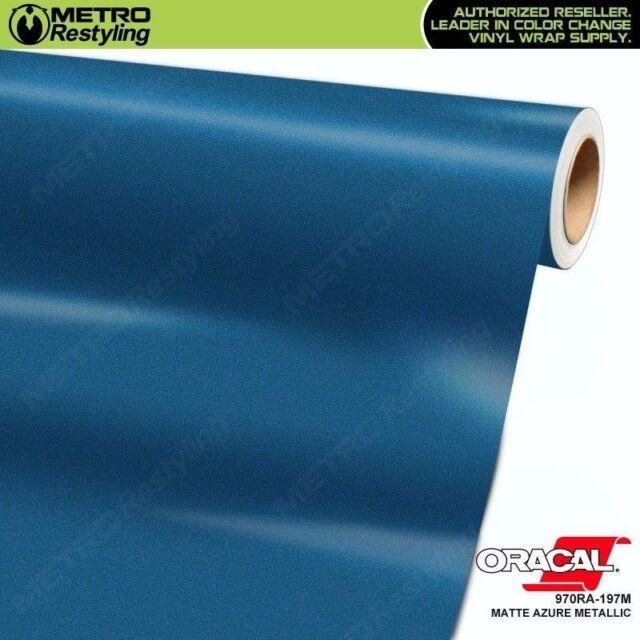 ORACAL Series 970RA-100M MATTE SUNSET SHIFT Vinyl Vehicle Car Wrap Sheet Film