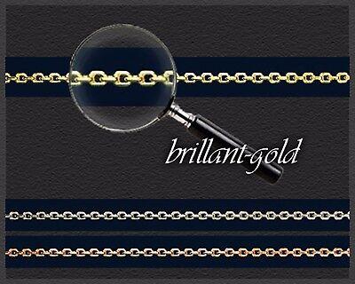 Halskette Collier 585 Gold Goldkette Venetianer-Kette echt Schmuck hochwertig