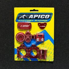 RED APICO FACTORY BLING PACK KIT FOR HONDA CRF250X 04-18