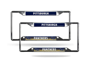 Pittsburgh Pitt Panthers Ncaa Chrome 2 Ez View License