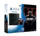 Sony PlayStation 4 Call of Duty: Black Ops Bundle 1TB Black Console
