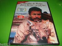 Cuentos De Hadas Para Dormir Cocodrilos-dvd, Arturo Rios, Sealed, Free S&h