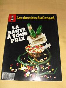 LES-DOSSIERS-DU-CANARD-N-23-mars-1987-Le-Canard-Enchaine