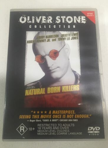 1 of 1 - Natural Born Killers DVD