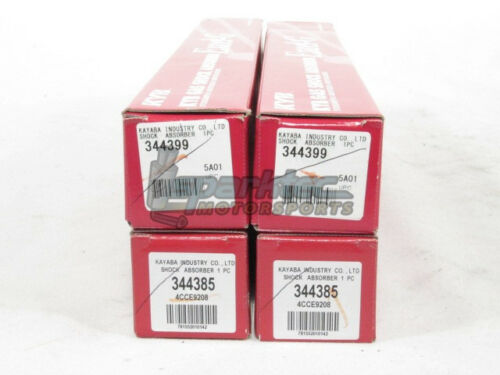 KYB Excel-G Shocks Struts Front /& Rear 2002-2005 Dodge Ram 1500 4WD ALL NEW