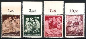 DR-Nazi-3rd-Reich-Rare-WW2-Stamp-Hitler-Jugend-Mother-amp-Child-Propaganda-Health