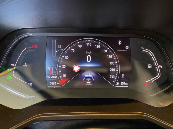 Renault Clio V 1,0 TCe 100 Intens billede 6