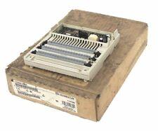 SCHNEIDER ELECTRIC 170AAI14000 ANALOG INPUT MODULE 16 CH. SINGLE PV:01, SV: 1.0