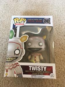 American Horror Story Twisty Freak Show Tattler Papa Legba Action Figure Toys