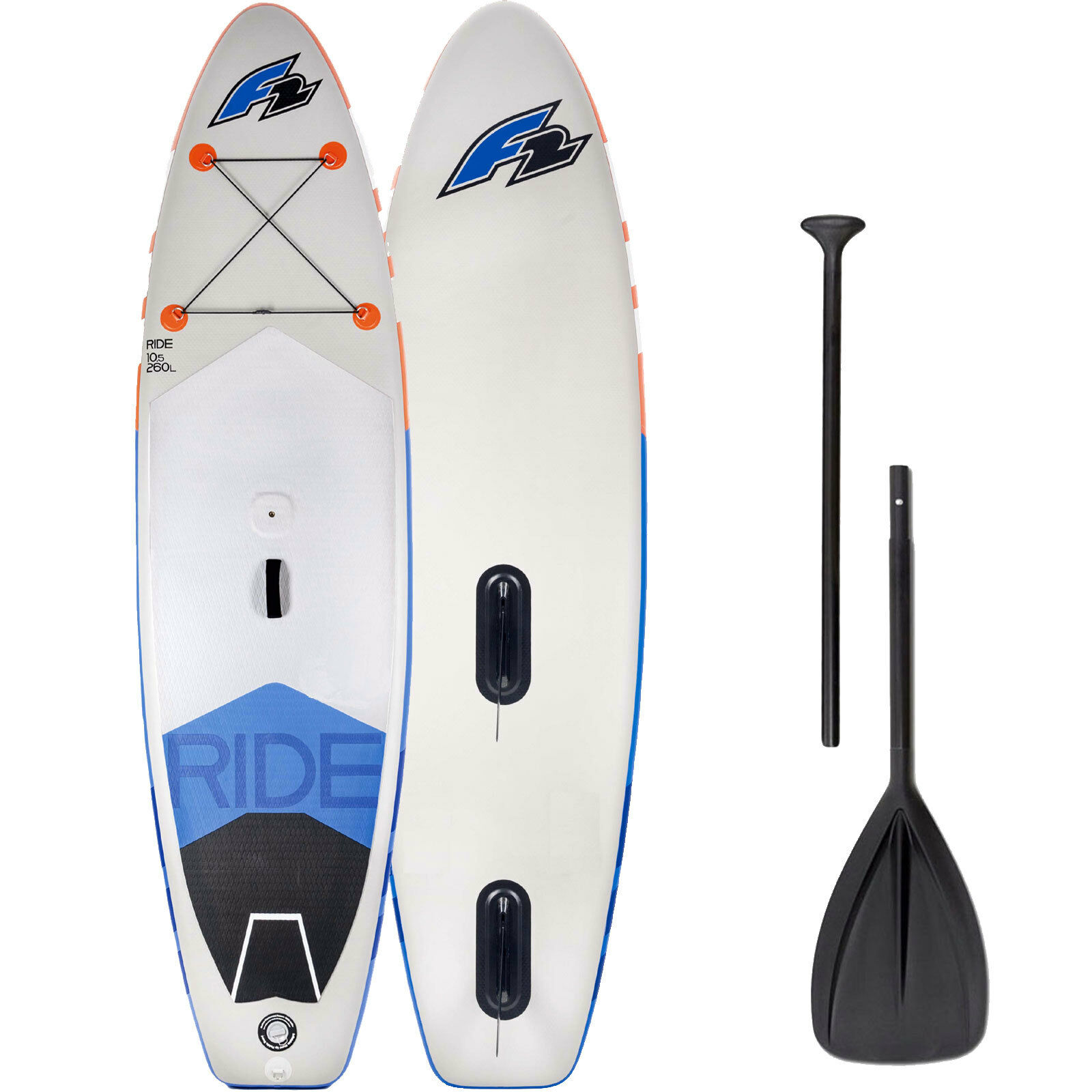 F2 Inflatable Ride Windsurf Sup Stand up Paddle Board I-Sup Ws Paddleboard Set