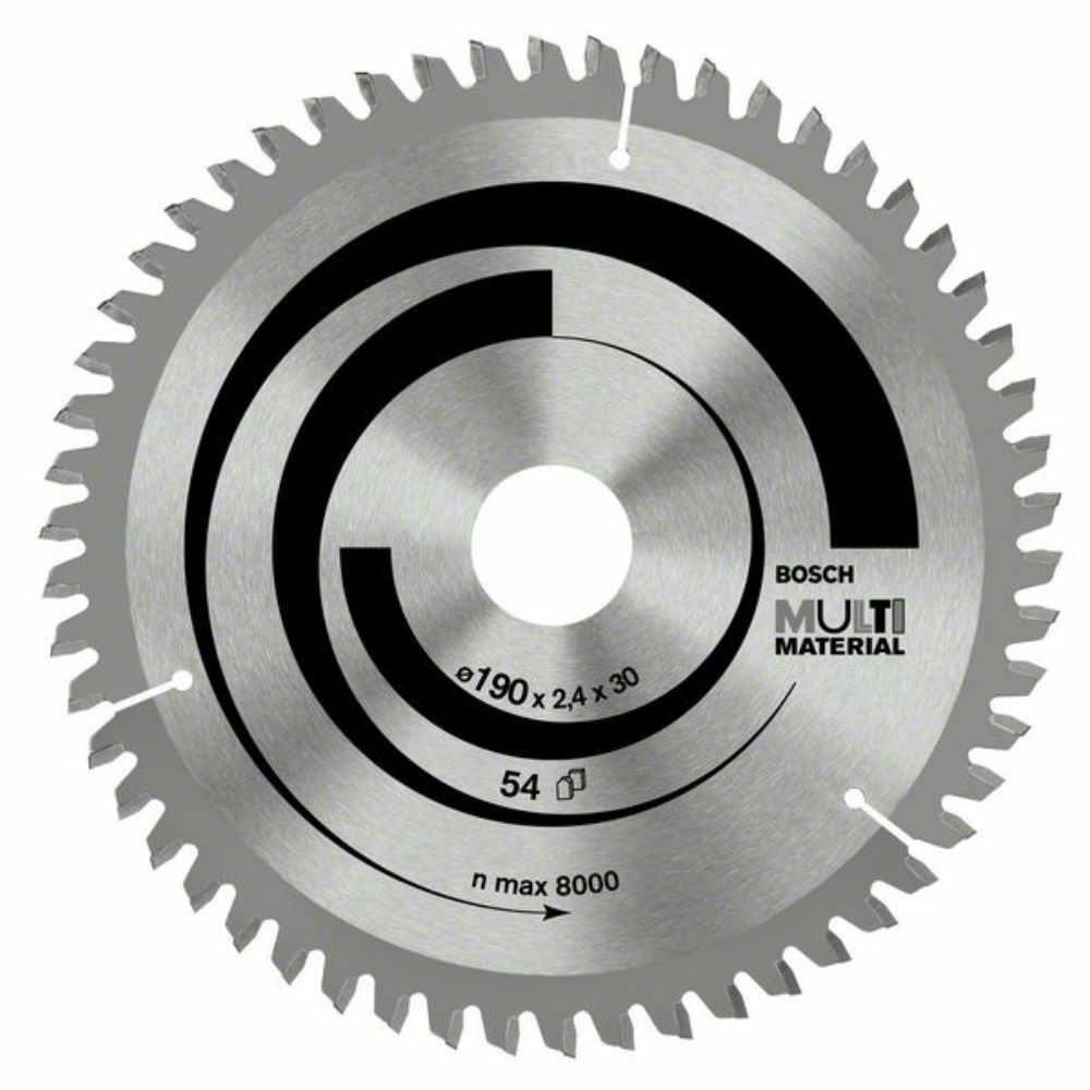 BOSCH 130 x 20 16 x 2,0 mm Kreissägeblatt Multi Material42 Zähne