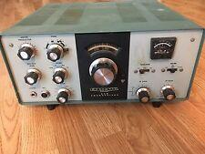 Heathkit Model HW-101 HF Amateur Ham Radio Transceiver LL201