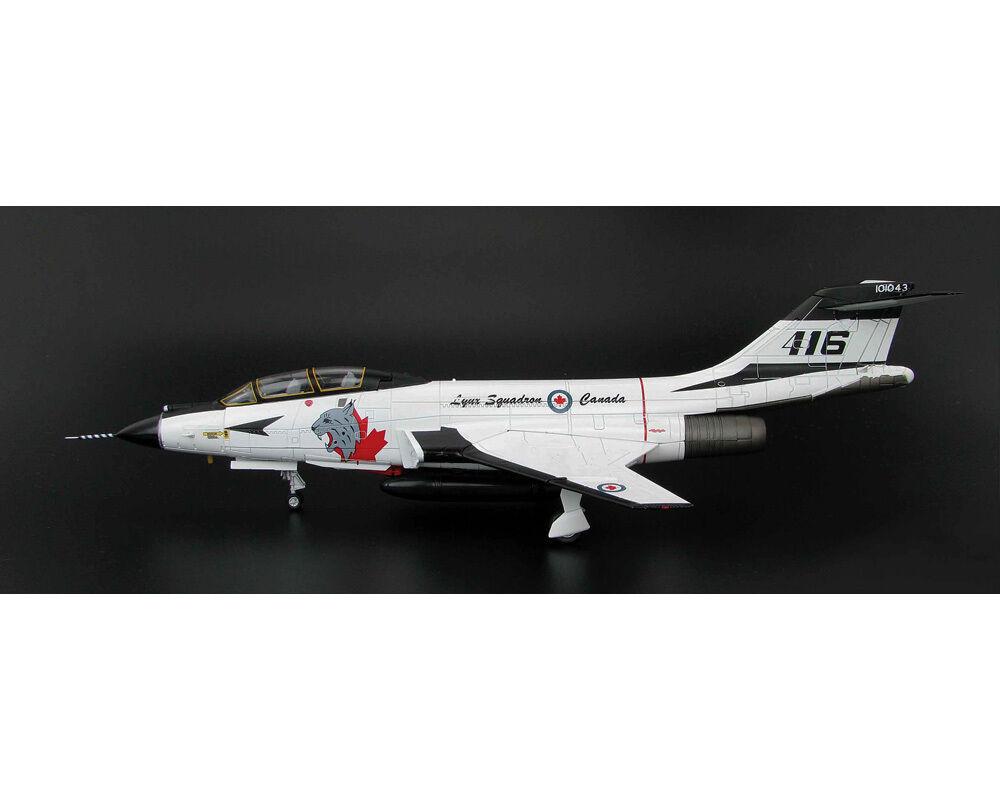 """CF -101B Voodoo CAF nr.416 Sqn, """"Lynx One """" HA3713 1 72 skala"""
