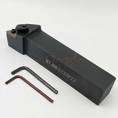 NEW MTJNR3232P22 Lathe Turning Tool Holder external CNC Tool For TNMG2204 Insert