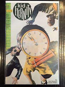 Kid-Eternity-Vol-3-5-VF-1-DIBUJO-DC-VERTIGO-COMICS