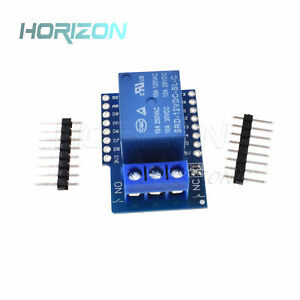 Details about 12V 1CH Relay Shield V2 Version 2 for WEMOS D1 mini ESP8266  Module Arduino new