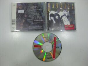 Bangles CD Österreich Everything 1988