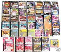 50 Karaoke Cdg Cd Wholesale Liquidation Lot Rock,pop,country,oldies Free Us S/h