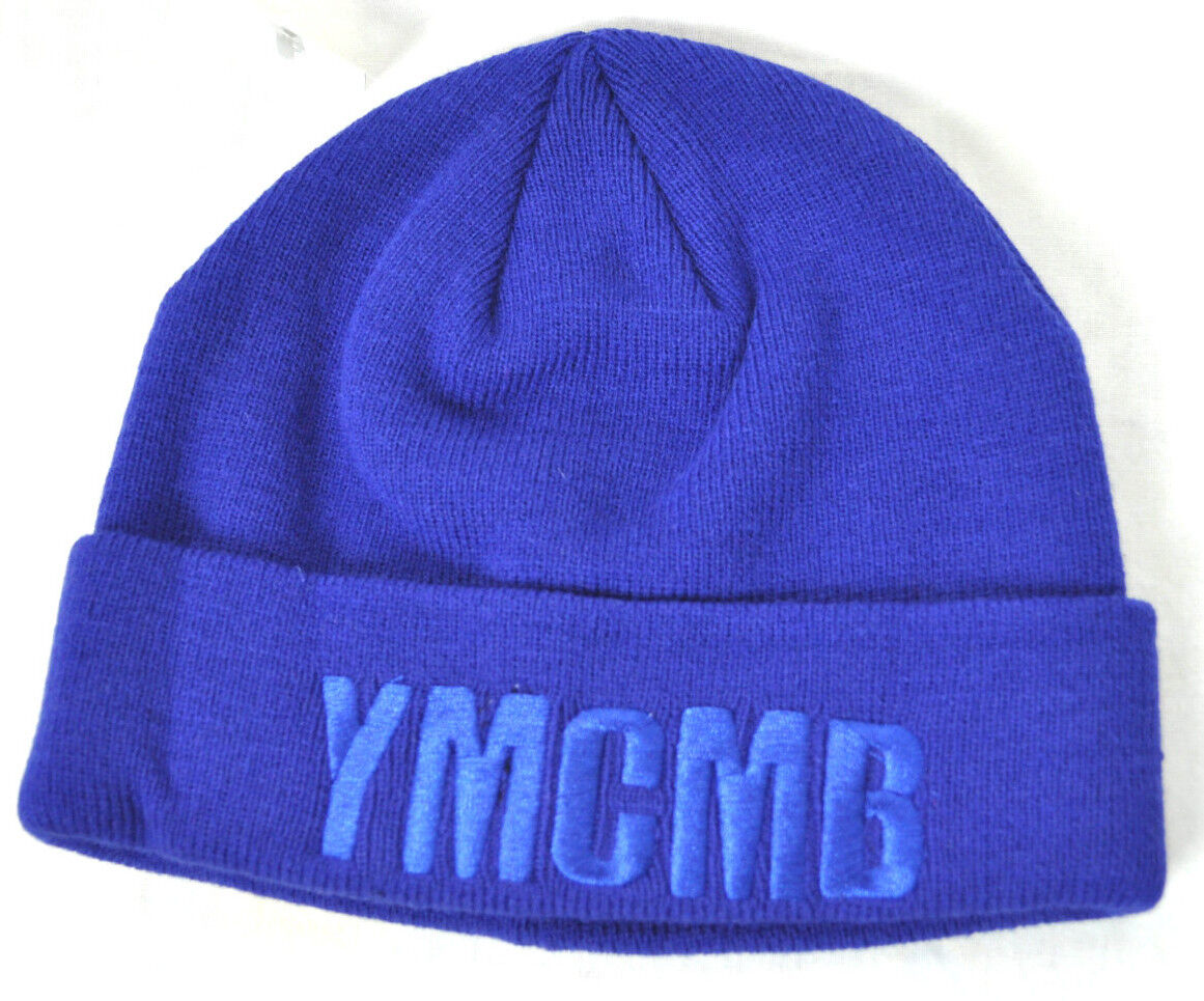 81ebcfa766258 usa ymcmb knit beanie f13d2 92b85  cheapest new ymcmb young beanie money men  women casual fashion beanie young hat blue blue one