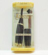 Korea Electric Heated Eyelash Curler Extension Eyecurl II Hot Brush BLACK