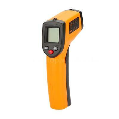 GM320 Non-Contact Laser Infrared Thermometer Temperature Gun Pyrometer -50~380℃
