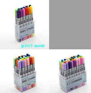 Copic marker ciao 12 or 24 or 36 color set, Sketch Pen illustration