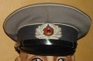 Militär Military NVA MfS Mütze Helm Hut Abzeichen DDR 1990