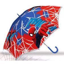 Marvel SPIDERMAN 70cm Kinder Regenschirm Schirm Sonnenschirm NEU Spider-Man