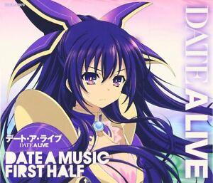 Fecha-Un-Live-Anime-Musica-Sonido-CD-ATE-Un-Musica-Primera-Mitad