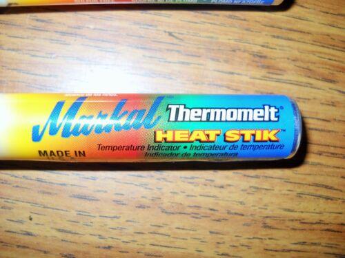 Markal Thermomelt Heat Stick Pen 1250* F 677* C Temp Indicator welding