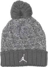 43db47b74 Jordan Jumpman Striped Knit Pom Beanie Hat Fusion Pink/tropical Teal ...