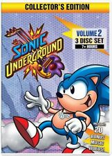 Sonic Underground - Volume 2 (DVD, 2017, 3-Disc Set)