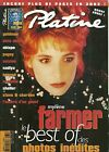 MAGAZINE - PLATINE N° 87 MYLENE FARMER BEST OF PHOTOS INEDITES ROCH VOISINE 2002