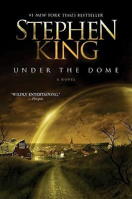 Under the Dome by Stephen King (2010, Paperback)