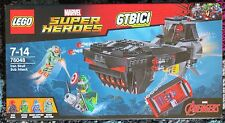 LEGO SUPER HEROES MARVEL IRON SKULL SUB ATTACK Ref 76048 NEW TO BRAND NEW