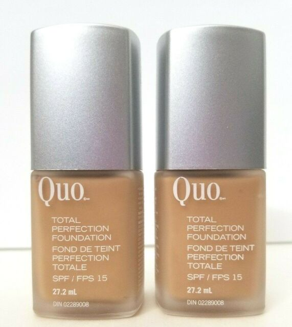 QUO Total Perfection Foundation 27.2 ml
