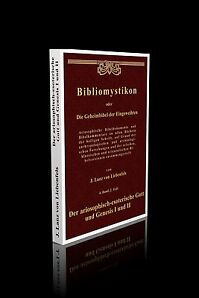 Lanz von Liebenfels - Bibliomystikon 4. Band, 2. Teil